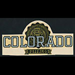 University of Colorado Buffaloes Decal