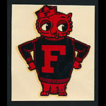 Foothill College Owls Decal