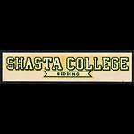 Shasta College Knights Decal