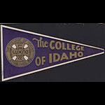 College of Idaho Paper Sticker