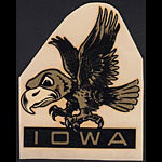 University of Iowa Decal