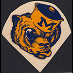 University of Michigan Wolverines Decal