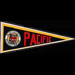 Pacific University Boxers Decal