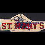 St Mary's College of California Gaels Decal