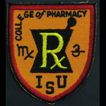 Idaho State University College of Pharmacy Patch