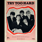 Dave Clark Five Try Too Hard Sheet Music