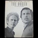 Simon and Garfunkel The Boxer 1969 Sheet Music