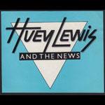 Huey Lewis and the News Backstage Pass