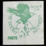 Doobie Brothers Farewell Tour 1982 Photo Backstage Pass