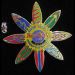 Bali Indonesia Surfin' The Paradise 2001 Hard Rock Cafe Pin