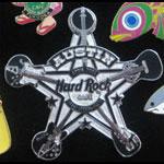 Austin Grand Opening 2002 Hard Rock Cafe Pin