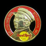 Beijing 50th National Day of the People's Republic of China 1999 Chairman Mao Zedong Hard Rock Cafe Pin