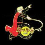 Las Vegas 2002 Hard Rock Cafe Pin