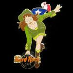 Austin 2002 Hard Rock Cafe Pin