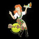 2002 Belfast Northern Ireland Hard Rock Cafe Pin