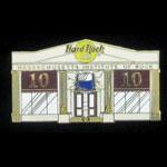 Boston Massachusetts Institute of Rock 1999 Hard Rock Cafe Pin