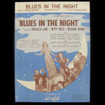 Blues in the Night Sheet Music