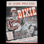 If You Please (from Dixie) Sheet Music