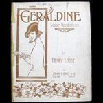 Geraldine Sheet Music