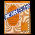The Girl Friend Sheet Music