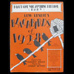 I Cant Give You Anything But Love (Baby) Sheet Music