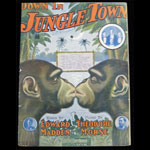 Down in Jungle Town 1908 Sheet Music