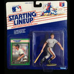 Starting Lineup Will Clark 1989 San Francisco Giants Action Figure / Toy