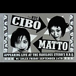 Billy Bishop Cibo Matto Poster