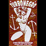 Billy Bishop Turbonegro Poster