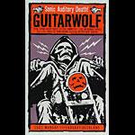 Chad Ballard Guitar Wolf Poster