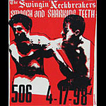 Ron Liberti Swingin' Neckbreakers Poster