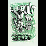 Squad 19 Built To Spill Poster