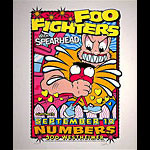 Uncle Charlie Foo Fighters Poster