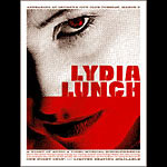 Aesthetic Apparatus Lydia Lunch Poster