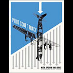 Aesthetic Apparatus Pilot Scott Tracy Poster