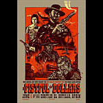 Jesse Philips A Fistful of Dollars Movie Poster