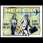 Marco Almera Hepcat Poster