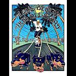 Marco Almera Long Beach Dub All-Stars Poster