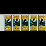 Mark Arminski Aerosmith Uncut Handbill Sheet