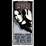 Mark Arminski Nine Inch Nails Poster