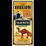 Mark Arminski Oasis Poster