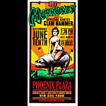 Mark Arminski Mudhoney Handbill