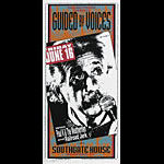 Mark Arminski Guided By Voices Handbill