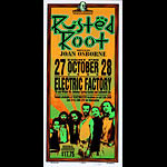 Mark Arminski Rusted Root Handbill