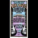 Mark Arminski Detroit Music Awards Handbill