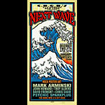 Mark Arminski Mark Arminski Next Wave Handbill
