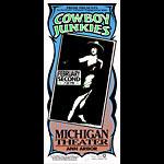 Mark Arminski Cowboy Junkies Handbill