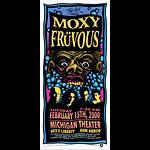 Mark Arminski Moxy Fruvous Handbill