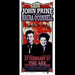Mark Arminski John Prine Handbill