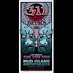 Mark Arminski 311 Handbill